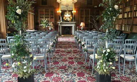 Longleat Luxury Wedding Venue