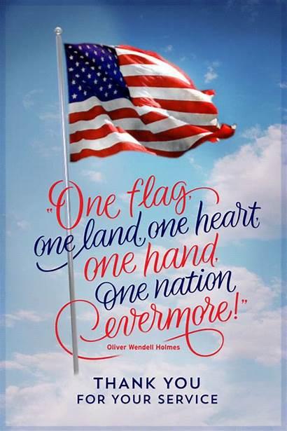 Mountain Ecards Flag Veterans Holiday America