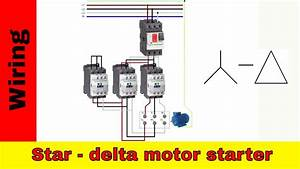 Wiring Diagram Panel Pompa Star Delta