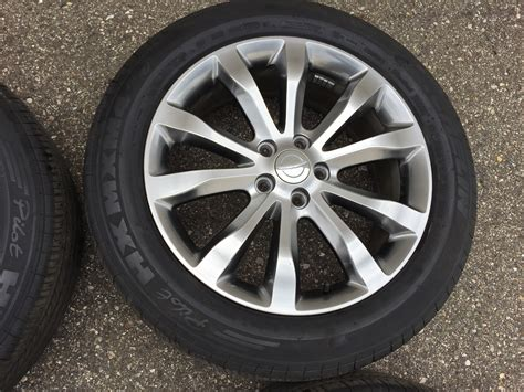 "Factory Oem 19"" 2014  2015 Chrysler 300 Awd Wheels And"