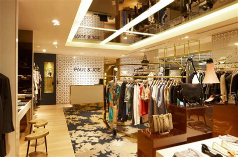 paul joe store by doherty lynch sydney 187 retail design blog