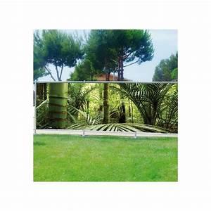 Brise Vue Décoratif : brise vue d co bambous art d co stickers ~ Preciouscoupons.com Idées de Décoration
