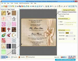 wedding card creator maker software design invi and free With wedding invitation video creator free