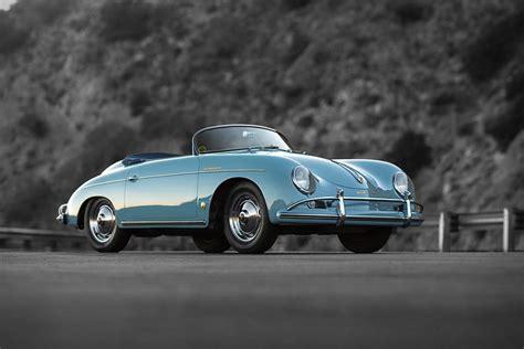 porsche speedster 1958 porsche 356 a speedster uncrate
