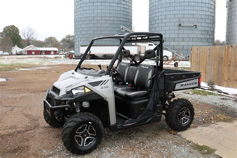 2015 Polaris Ranger 570 Xp Eps