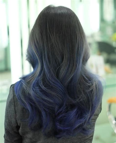 Colors To Put In Hair by 6 Colombre Combinations That Put Pop Of Color In Hair Trends