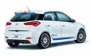 Hyundai I20 Blanche : hyundai i20 sport with turbo engine launched in germany may come to india ndtv carandbike ~ Gottalentnigeria.com Avis de Voitures