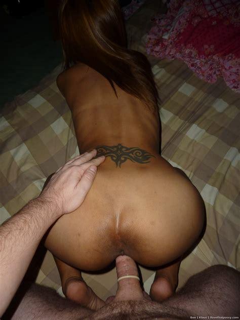 Sexy ass little petite nude thai girl