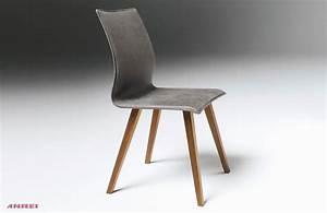 Polyrattan Stühle Günstig Kaufen : stuhl 645 von anrei 4 fu leder astnuss st hle online kaufen ~ Watch28wear.com Haus und Dekorationen