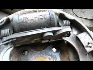 Ford Escort Fiesta Rear Drum Brake Auto Ajusting