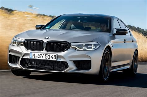 bmw  competition automobile magazine