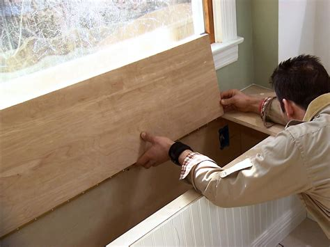 diy kitchen bench with storage how to build banquette seating how tos diy 8753
