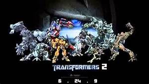 Musiques Songs Transformers 123 And 4 Linkin Park Youtube