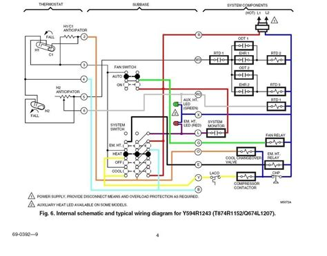 carrier heat wiring diagram thermostat free wiring diagram