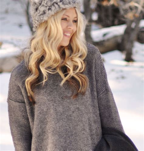 Collection Of Hairstyles To Wear Under Your Winter Hat