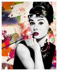 Audrey Hepburn Poster : 25 best ideas about audrey hepburn poster on pinterest breakfast at tiffany 39 s poster best ~ Eleganceandgraceweddings.com Haus und Dekorationen