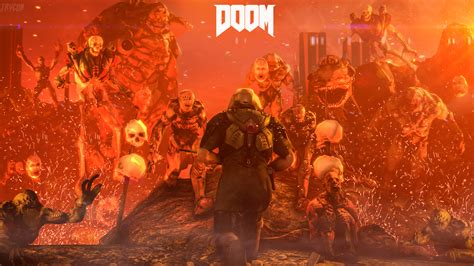 Doom By Trycon1980 On Deviantart