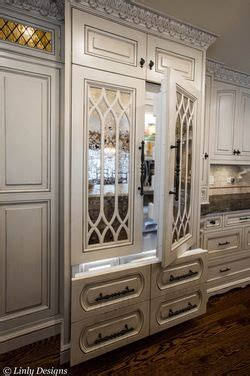 Mirrored Kitchen Cabinets by Mirrored Refrigerator Mirrored Cabinetry And Doors