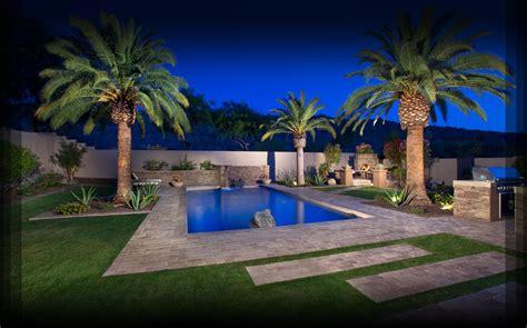 desert pool landscaping arizona phoenix pool