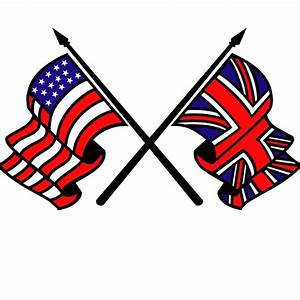 Free Vector Flags - USA and Britain | FreeVectors.net