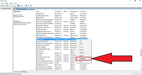 how to enable or disable superfetch in windows 10 8 7