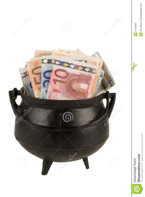 pot  money stock  image
