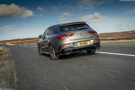 Little by little it is removed from your news section pages publicitarnos not pay for , and you will show only those pages that pay. 2020 Mercedes-Benz CLA45 S AMG 4Matic Shooting Brake [UK ...