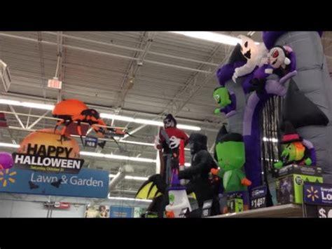 halloween display   items  sale  walmart