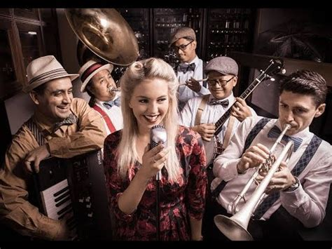 The Swing Band by The Swing Band Dubai Gatsby Swing Band Vento