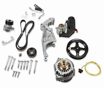 Holley Ls Alt Drive Low System Side