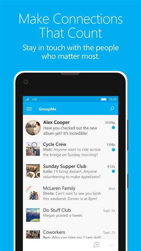 groupme chat leave android easily iphone windows