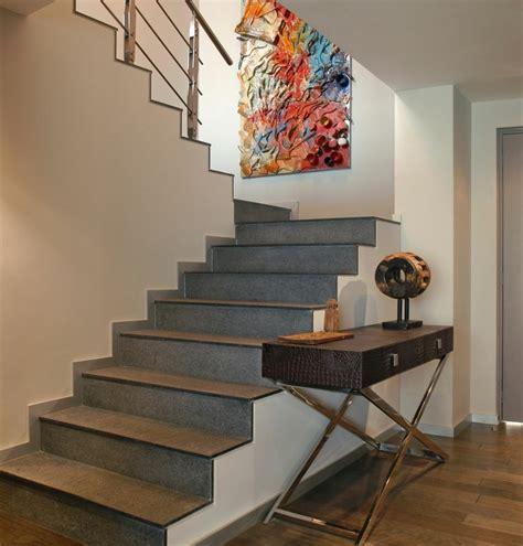 decoration d escalier interieur d 233 co cage escalier 50 int 233 rieurs modernes et contemporains ideeco