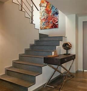 deco cage escalier 50 interieurs modernes et With deco cage escalier interieur