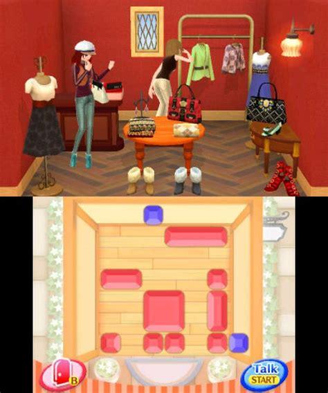 maison du style 3ds test de la nouvelle maison du style 2 les reines de la mode nintendo 3ds