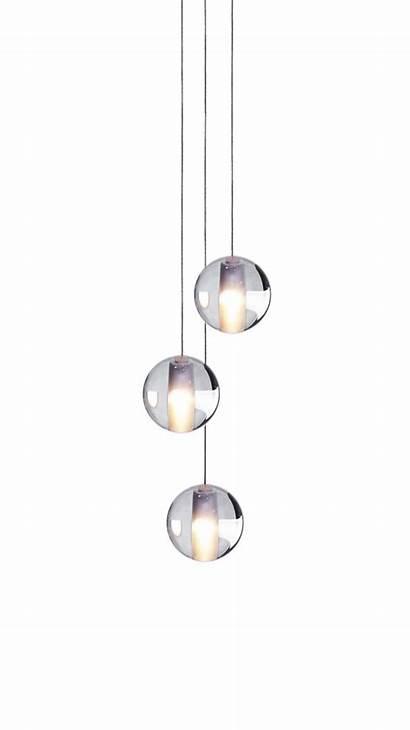 Globe Lighting Pendant Led Crystal Glass Chandelier