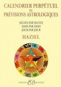 Calendrier Par Mois : livre calendrier perpetuel des previsions astrologiques ~ Dallasstarsshop.com Idées de Décoration