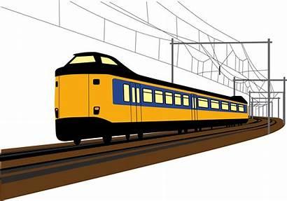 Train Dutch Clipart Svg
