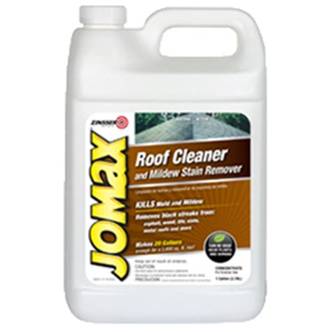 zinsser jomax 174 deck wash product page