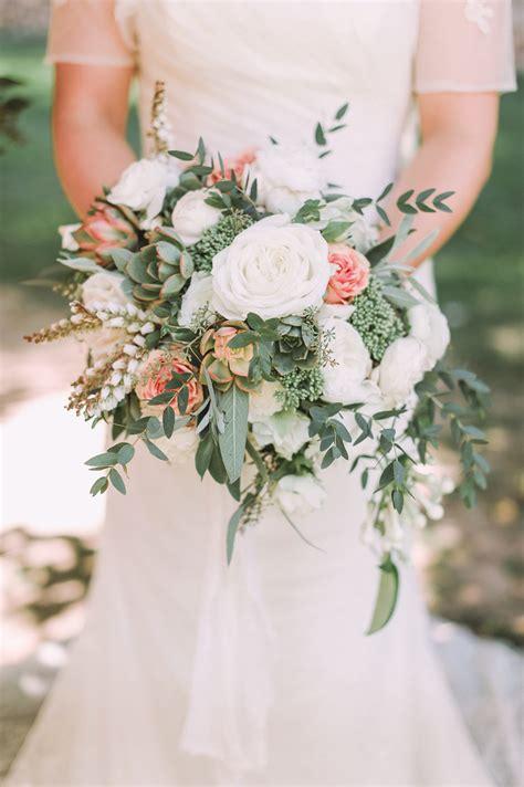25 Creative And Unique Succulent Wedding Bouquets Ideas
