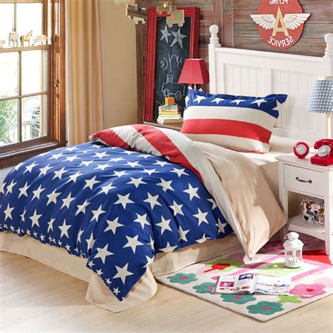 trendy comforter sets trendy blue and white themed cotton bedding set ebeddingsets