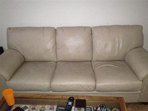 craigslist leather sofa by owner 100 leather craigslist