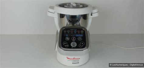moulinex cuisine companion pas cher moulinex cuisine companion test complet robot cuiseur multifonctions les num 233 riques