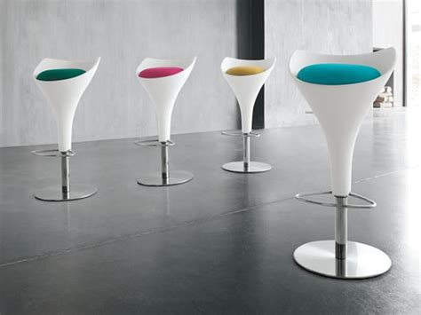 modern bar stools  kitchen countertop stools  soft