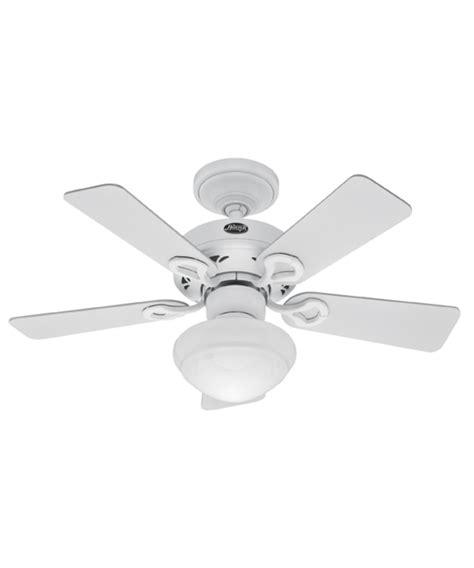 36 inch ceiling fan with light hunter fan 20422 bainbridge energy smart 36 inch ceiling