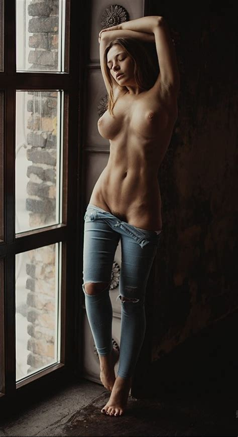 Girls In Jeans Naked Bound Punished