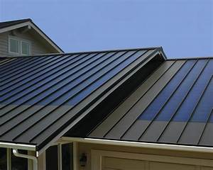 custom bilt metals fusionsolar system remodeling With cost of metal roof panels