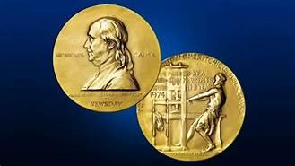 Pulitzer Prizes 2021