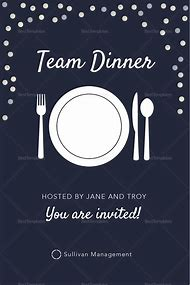 Best Dinner Invitation Template Ideas And Images On Bing Find