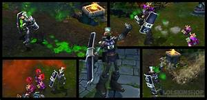 Riot Singed - Skin for SALE! - Get it NOW