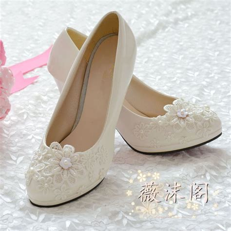 wedding shoes for flower aliexpress buy shoes high heels wedding shoes 1113